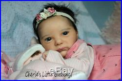 CHERIE'S LITTLE BLESSINGSRebornDollBabySOLEMulti-racialAURORA SKYEAGLES