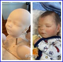 CUSTOM ORDER Reborn 18 Baby Doll Darren Buckingham Babies By Angie