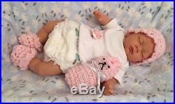 Charlotte NEWBORN BABY Child friendly REBORN doll cute Babies