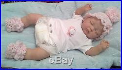Charlotto REBORN BABY GIRL Child friendly NEWBORN DOLL fake babies Reduced price