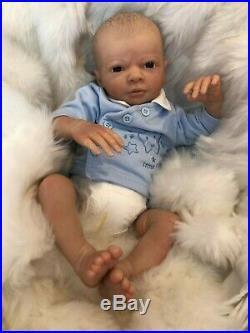 Cherish Dolls Realborn Twins Clyde And Carice Reborn Doll Baby Boy Girl 18