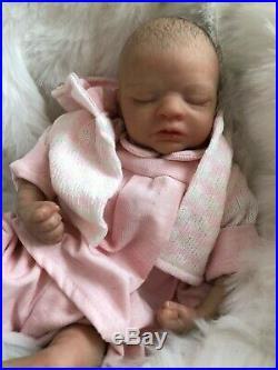 Cherish Dolls Reborn Baby Doll Isla Realistic Prem 15 Real Lifelike Tiny 2lbs