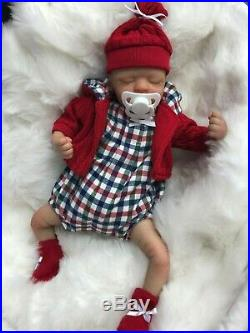 Cherish Dolls Reborn Baby Doll Maisie Realistic Prem 15 Real Lifelike Childrens