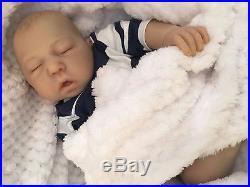 Cherish Dolls Reborn Doll Baby Boy Daniel Realistic 20 Real Lifelike Childs