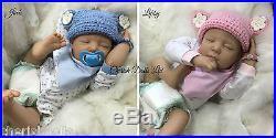 Cherish Dolls Reborn Dolls Baby Realistic 22 Newborn Jack Or Libby Fake Babies