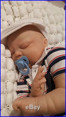 Cindy Musgrove Sunbeambabies Realistic Chunky 7lbs Reborn Toddler Baby Doll 25