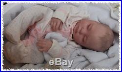 Custom Made to Order REBORN ooak doll life like art ARTIST vinyl Baby Gemma
