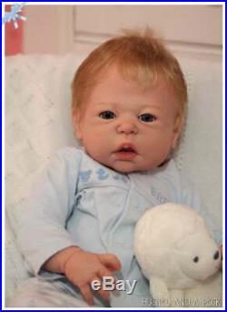 Custom Order for Reborn Baby Dakota Full Body Doll