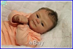 Custom Order for Reborn Coco Malu Elisa Marx Baby Girl or Boy Doll