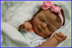 Custom Order for Reborn Ivy Elisa Marx Baby Girl or Boy Doll