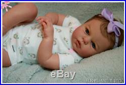 Custom Order for Reborn Noah Awake Baby Girl or Boy Doll