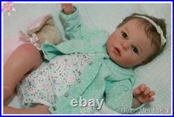 Custom Order for Reborn Noah Awake Reva Schick Baby Girl or Boy Doll