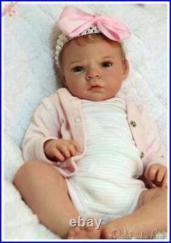 Custom Order for Reborn Sabrina Reva Schick Baby Girl or Boy Doll