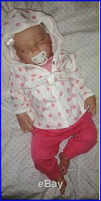 Custom Reborn Realborn, Special Edition, Full Vinyl or Large 22-24 Baby Doll
