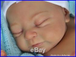 Distinctive Reborns LIFELIKE Reborn Baby Girl Doll Ltd Edition Sabine Altenkirch