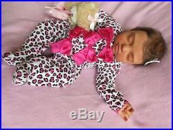ETHNIC Reborn Doll ALEXA by NATALI BLICK- Baby GIRL Boo Boo