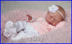 Emmelie Prototype Ulrike Gallreborn Baby Doll By Newborn Wonders Realistic