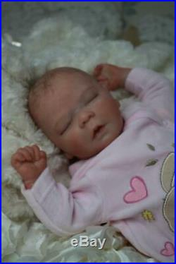 Gorgeous Reborn Darren Realborn Baby Girl Doll Nubornz Nursery