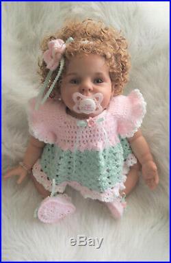 Honey (20 Reborn Art Doll) Ready to go Home