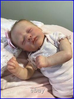 Hyper realistic Realborn Bountiful Baby Ashley Preemie Reborn Baby Doll