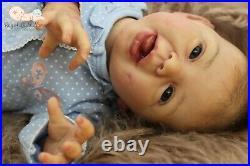 Hyperrealistic Reborn Baby doll Hani by AK Katagawa