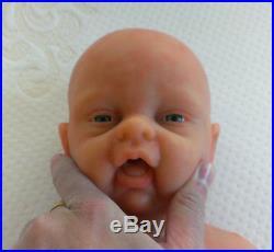 IVITA Reborn Baby Girl Doll 18'' Soft Silicone Vinyl Likelife Newborn Toys Gift