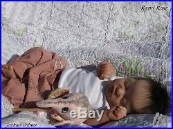 Jackies BabiesReborn baby girldollKami RoseLaura Lee Eagleslimited edition