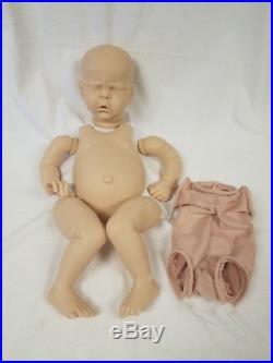 Josephine Reborn Vinyl Doll Kit by Cassie Brace