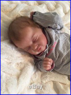 KAMI ROSE by Laura Lee Eagles Vinyl Girl Doll Reborn Baby