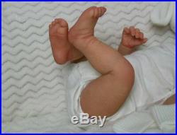 LE Reborn Collectable Baby doll art Newborn Gabriel Yophi Boy/Male