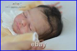 LONG SOLD OUT lincoln laura Eagles LIFE LIKE Reborn Doll by Denae Culbreth
