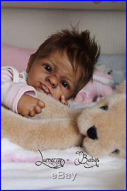 LUMERNY-BABYS Reborn Baby PROTOTYPE Rosa by Karola Wegerich IIORA