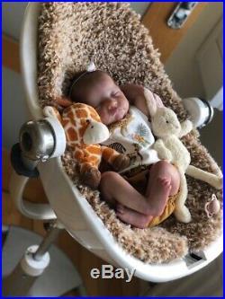Levi Bonnie Brown Kelly Dudley Artist Reborn Doll