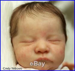 Levi Bonnie Brown Reborn Baby doll by CINDY WIBOWO
