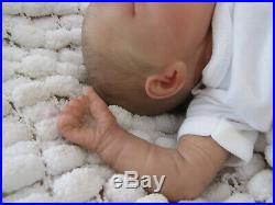 Lifelike Newborn Dolls Real 22 Precious Gift Soft Vinyl Doll Sunbeambabies