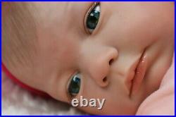 Lifelike Reborn Floppy Dolls 20 Baby Blue Eyes Sunbeambabies Outfit Varies