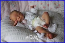 Luxe By Cassie Brace A Newborn Reborn Fake Baby Girl Doll Esme