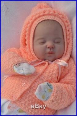 MARIAN ROSS Reborn Baby GIrl Newborn Doll Josie by Ping Lau