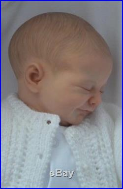 MARIAN ROSS Reborn Newborn Baby Girl Doll URIEL Priscilla Lopes TruBorn Ltd Ed