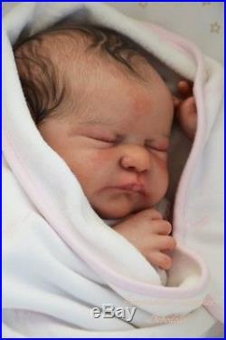 MIREYA @New Released Reborn Baby Doll Kit By Sheila Mrofka @LE600@18-19