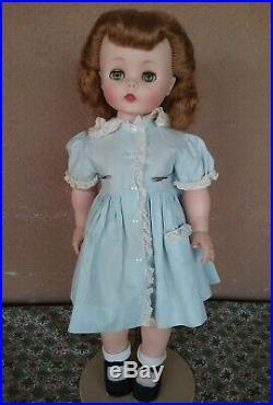 Madame Alexander vintage 1950s Kelly baby doll 20 Marybel original tagged dress