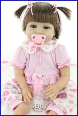 MaiDe Reborn Baby Dolls 22 Cute Realistic Soft Silicone Vinyl Dolls Newborn Bab