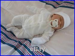 NEWBORN BOY Realistic Childs 1st Reborn Baby Doll UK Artist Birthday Xmas Gift