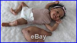 New Realistic Lifelike Adorable Newborn Reborn Doll Sunny by Joanna Kazmierczak