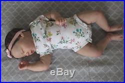 New Realistic Lifelike Adorable Reborn Realborn Newborn Baby Doll Girl Ana
