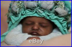 PROTOTYPE reborn baby doll Rosalie by Olga Auer artist Katti Winter