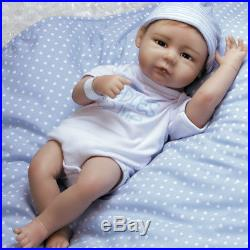 Paradise Galleries Bundles LadiesMan Newborn Realistic Handmade Reborn Baby Doll