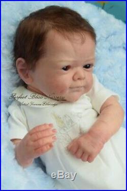 Pbn Yvonne Etheridge Booboo Reborn Baby Doll Boy Sculpt Sanya By Gudrun Legler