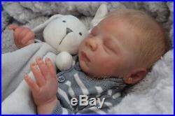 Pbn Yvonne Etheridge Realborn Baby Doll Sculpt Dominic By Bountiful Baby 0219