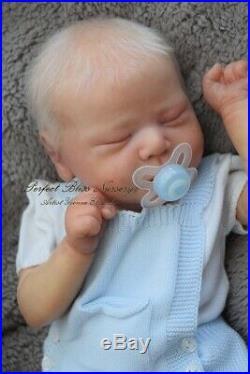 Pbn Yvonne Etheridge Reborn Baby Doll Boy Sculpt Chase By Bonnie Brown 0219